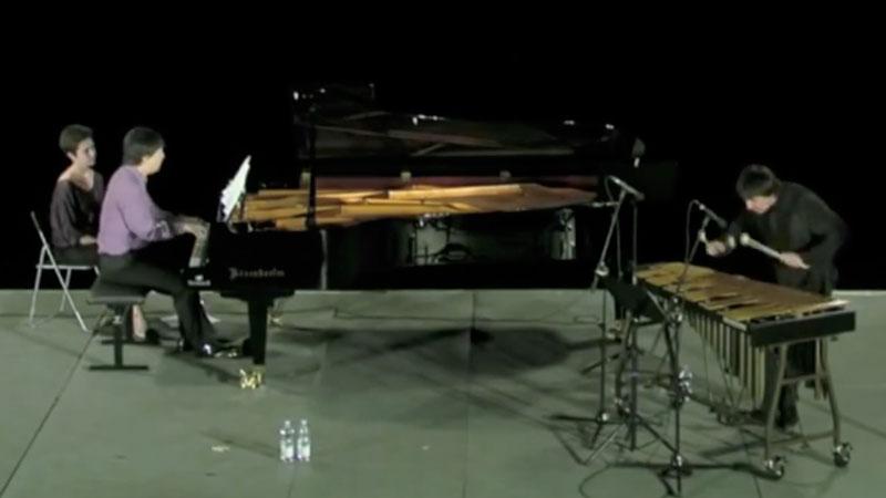 Hyung-ki Joo & Andrei Pushkarev play Prokofiev
