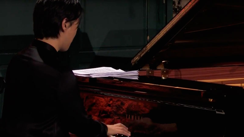 Hyung-ki Joo plays Chopin Grande Valse Brilliante