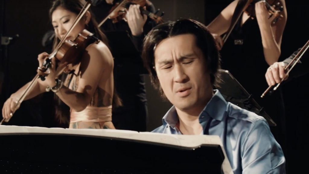 Holberg Reflections - Part 1: Prelude Eclipse by Hyung-ki Joo (after Grieg)